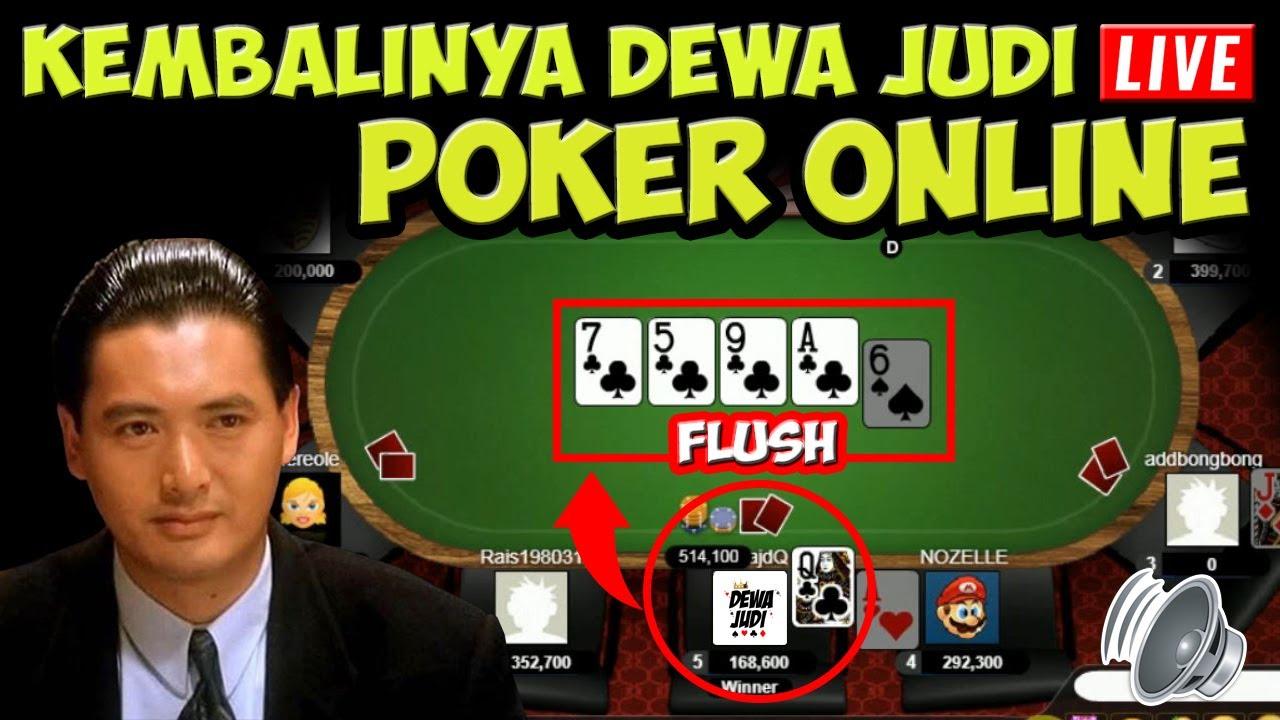 Cara Bermain Seperti Dewa Judi Poker di Situs Judi Online
